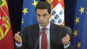 Portugal: Ministro admite necessidade de esforço adicional para controlar despesa