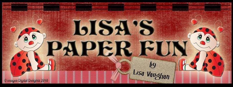 Lisas paper fun