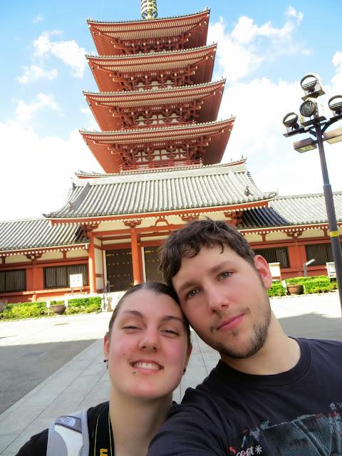 asasuka temple, shinto, Buddhist, japan, tokyo, pagoga