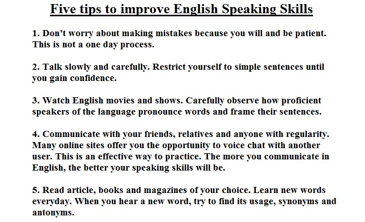 Attrayant Lets Learn English Together Tips To Improve English Speaking Skills Tips To  Improve English Speaking Skills