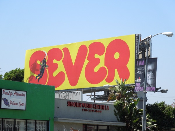 Sever jetpack billboard
