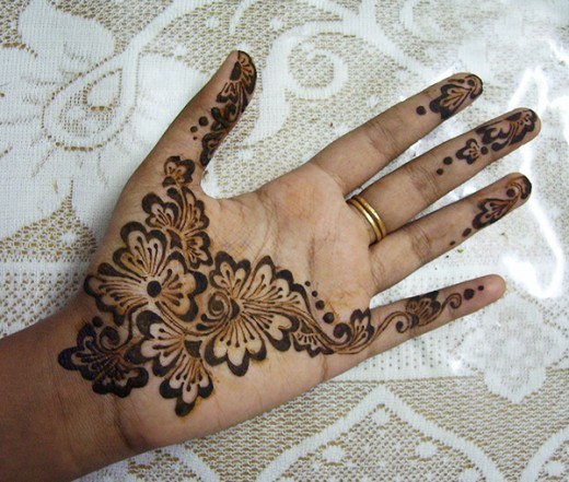 Beautiful Party Mehndi Designs : Party mehndi designs for hand http funnmusti spot