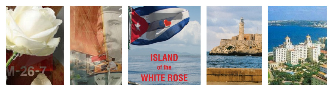 Island of the White Rose Blog