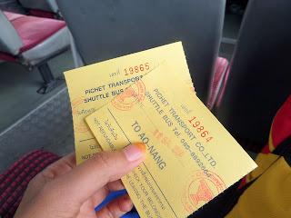Tiket bus krabi ke aonang
