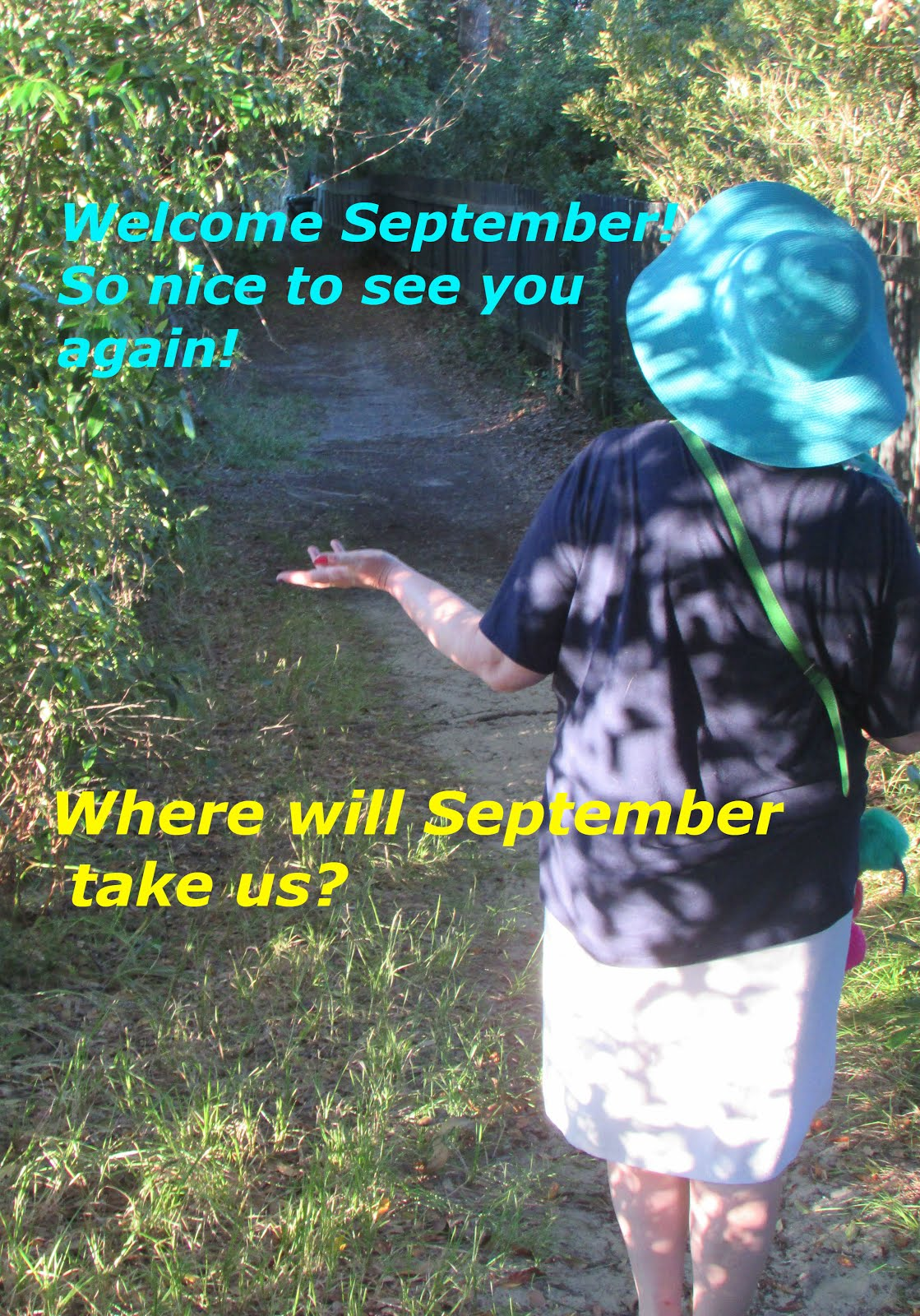 Hi there, September!