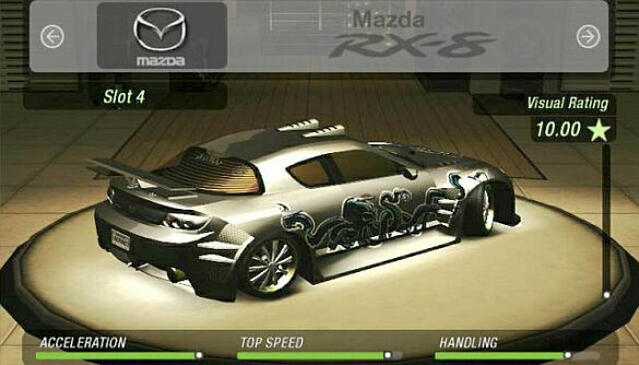 cars Need For Speed Underground 2