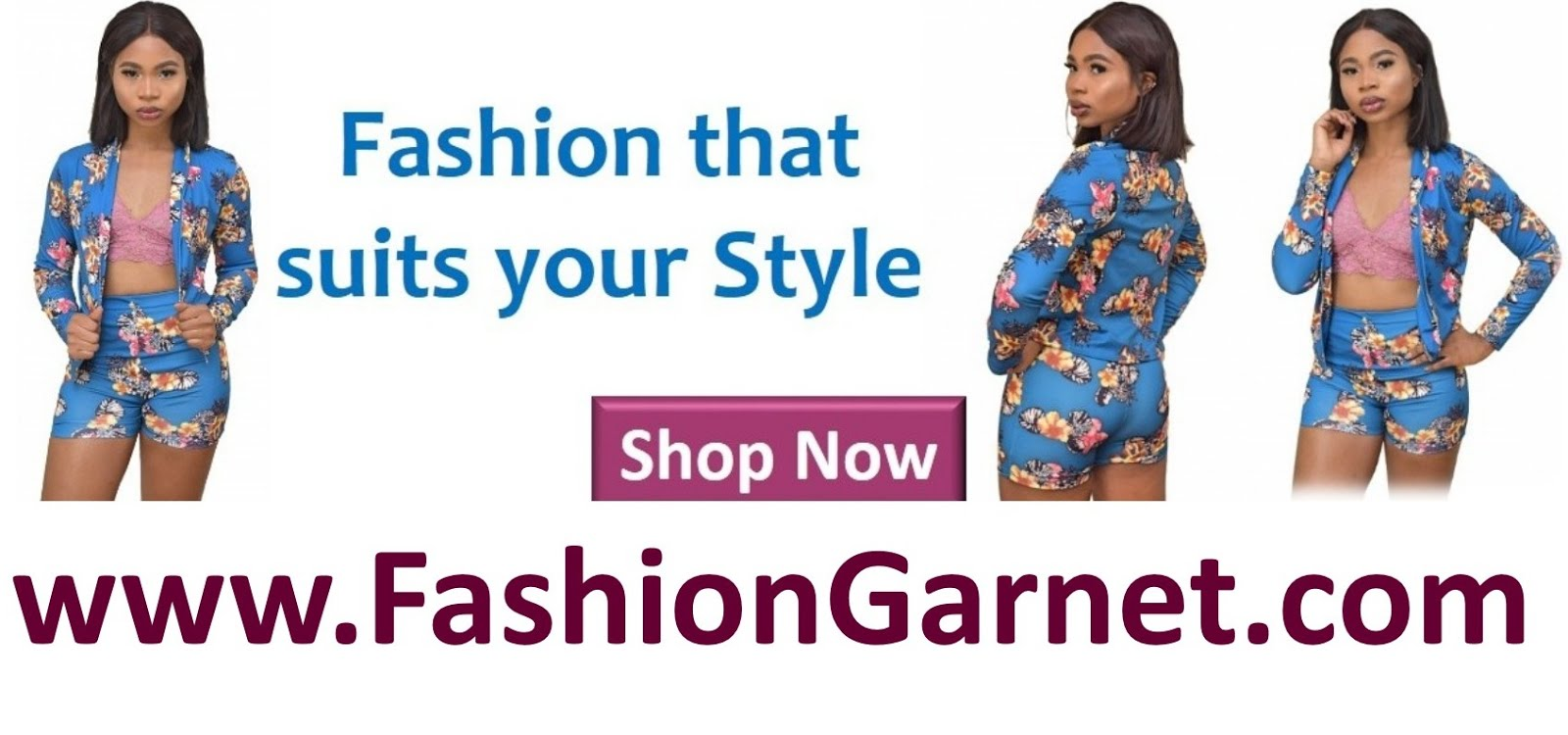 SPONSORED: Shop Now At Fashion Garnet