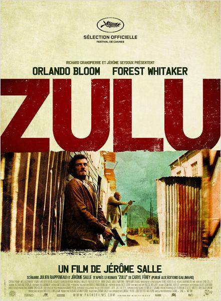 affiche film zulu 2013