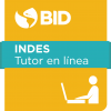 Tutora virtual certificada por el BID