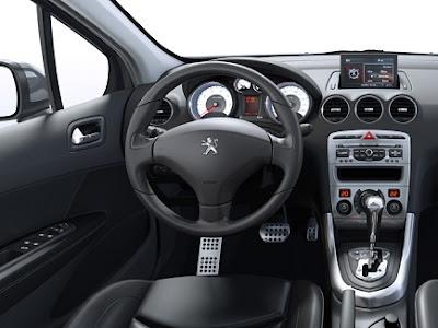 Peugeot 308 hatch - Será a partir de 53.990
