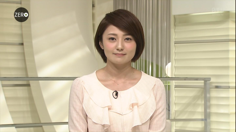 ニュースZERO、今日の久野アナ、目が変だぞ( ゜o …