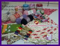 Sorteio Aninha Croche Tricot