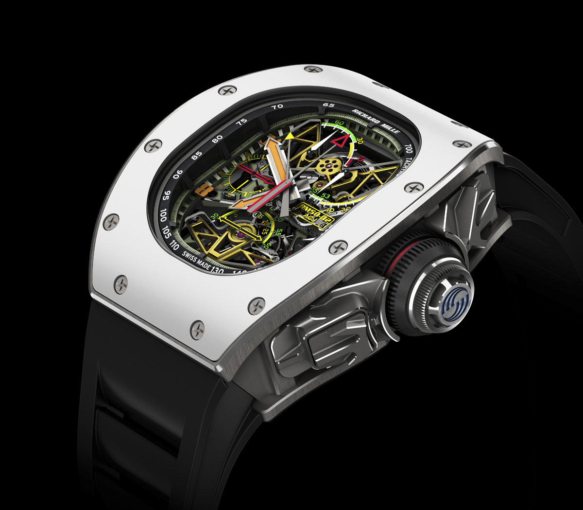 sihh 2016 richard mille rm 50 02 tourbillon split. Black Bedroom Furniture Sets. Home Design Ideas