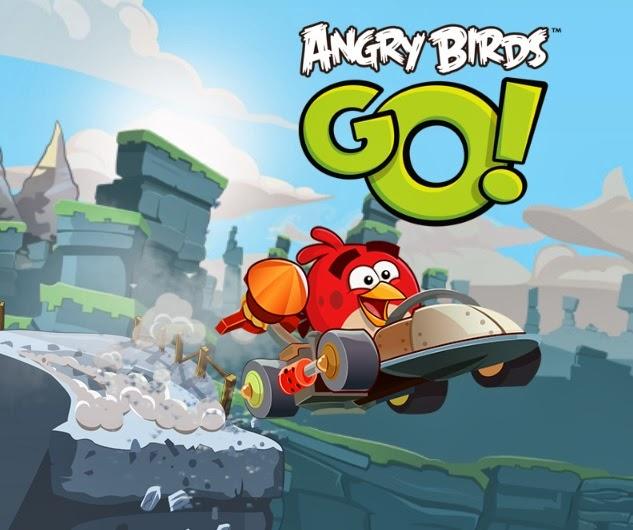 تحميل لعبة angry birds go pc للكمبيوتر الطيور الغاضبة go الكمبيوتر
