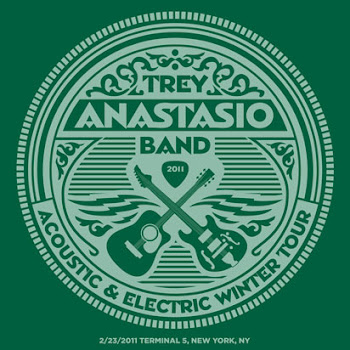 Trey (Ernest,Giuseppe) Anastasio Band