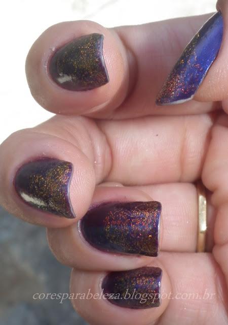 Cores para Beleza: Violeta, AirGlow Hits