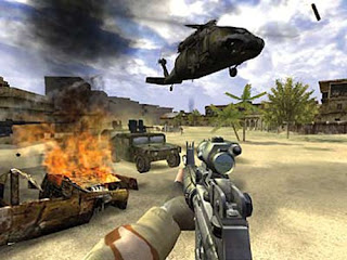 army ranger mogadishu gameplay