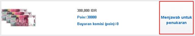 Pembayaran Paid Survey iPanel Indonesia