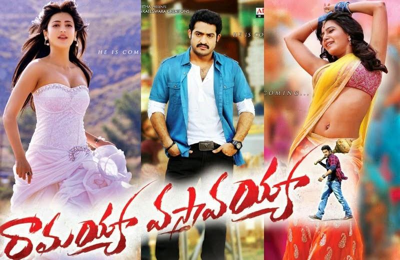 Ramayya Vasthavayya Telugu movie songs download
