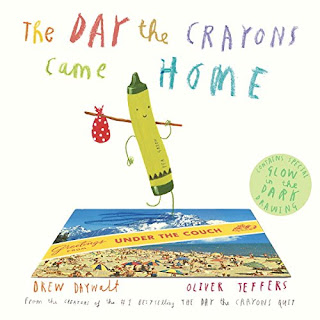 the day the crayons came review