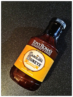 Tony Roma's Carolina Honeys BBQ Sauce