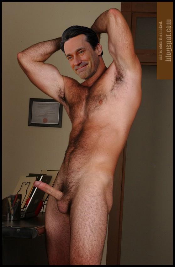 Jon hamm naked