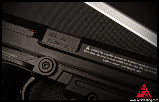 KWA HK USP Match Pistol, Tomb Raider Gun, Pyramyd Airsoft Blog, Tom Harris, Tominator,