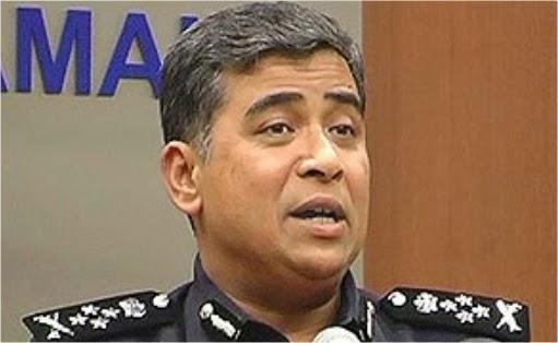 Skandal Seks Pegawai PDRM Ketua Polis Negara Tidak Berani Tahan Sanjeevan