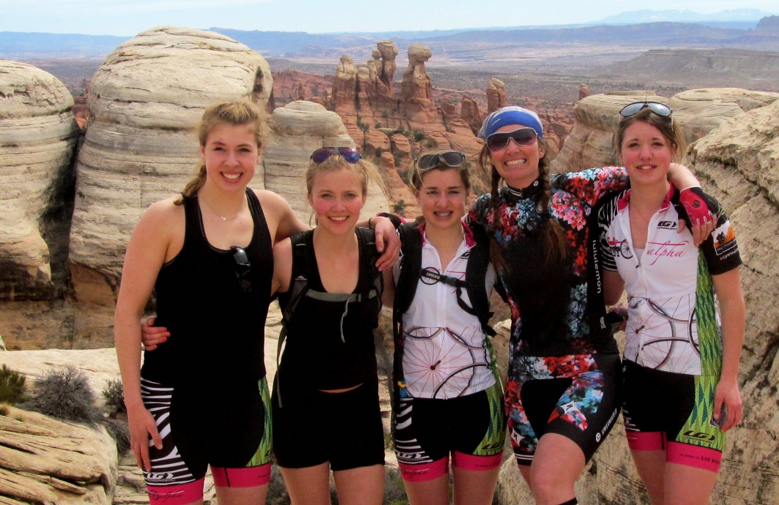moab girls
