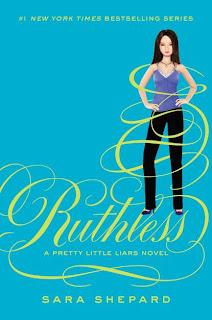 Ha salido la portada del décimo libro de la saga pretty little liars