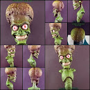 Busto MARS ATTACKS (Aaron M.L.)