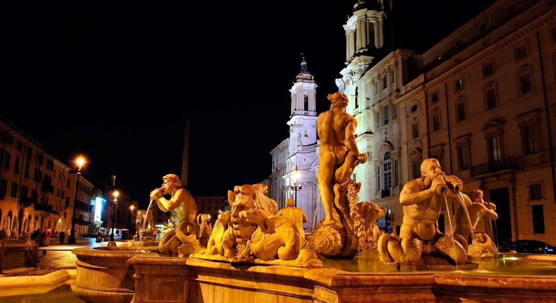 Seicento Notturno: sulle orme di Caravaggio, Bernini e Borromini