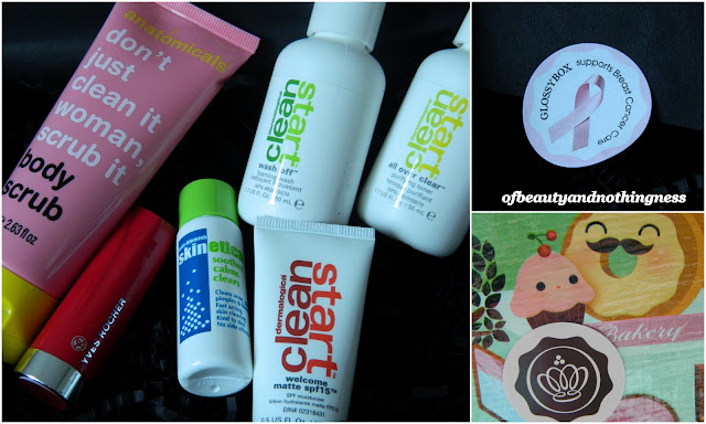 Glossy Box: October Overview
