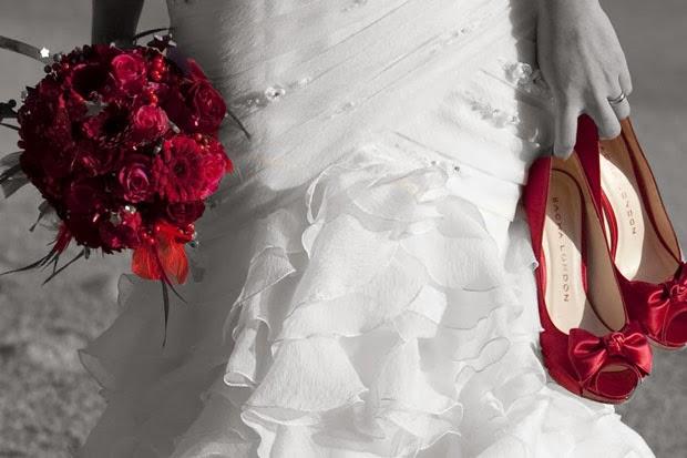 la dama de honor : los zapatos de la novia