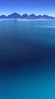 download Beach island iPhone 5 HD wallpaper 2013