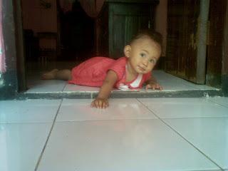 anak saya bisa jalan