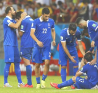 World Cup: Greece Disqualified Despite Great Efforts