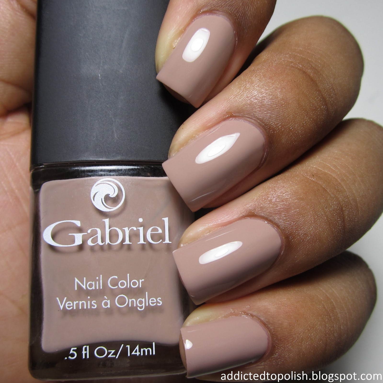 Gabriel Cosmetics Cashmere ColorBLOCKade Color Blockade Collection