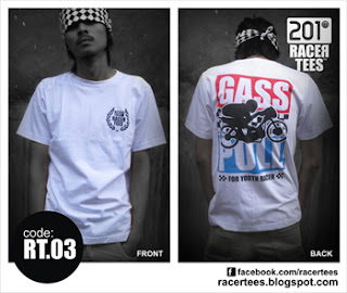 GASSPOLL 201m RACERTEES
