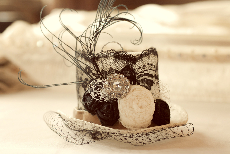 vintage style fascinators