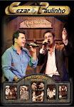 DVD - Cezar e Paulinho - Alma Sertaneja