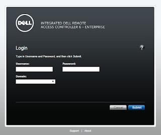 Dell iDRAC 6 Default Username and Password. Dell iDRAC 6 change the iDRAC password remotely.