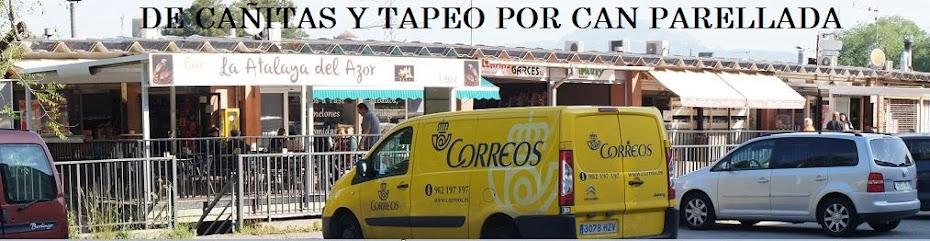 DE CAÑITAS Y TAPEO POR CAN PARELLADA