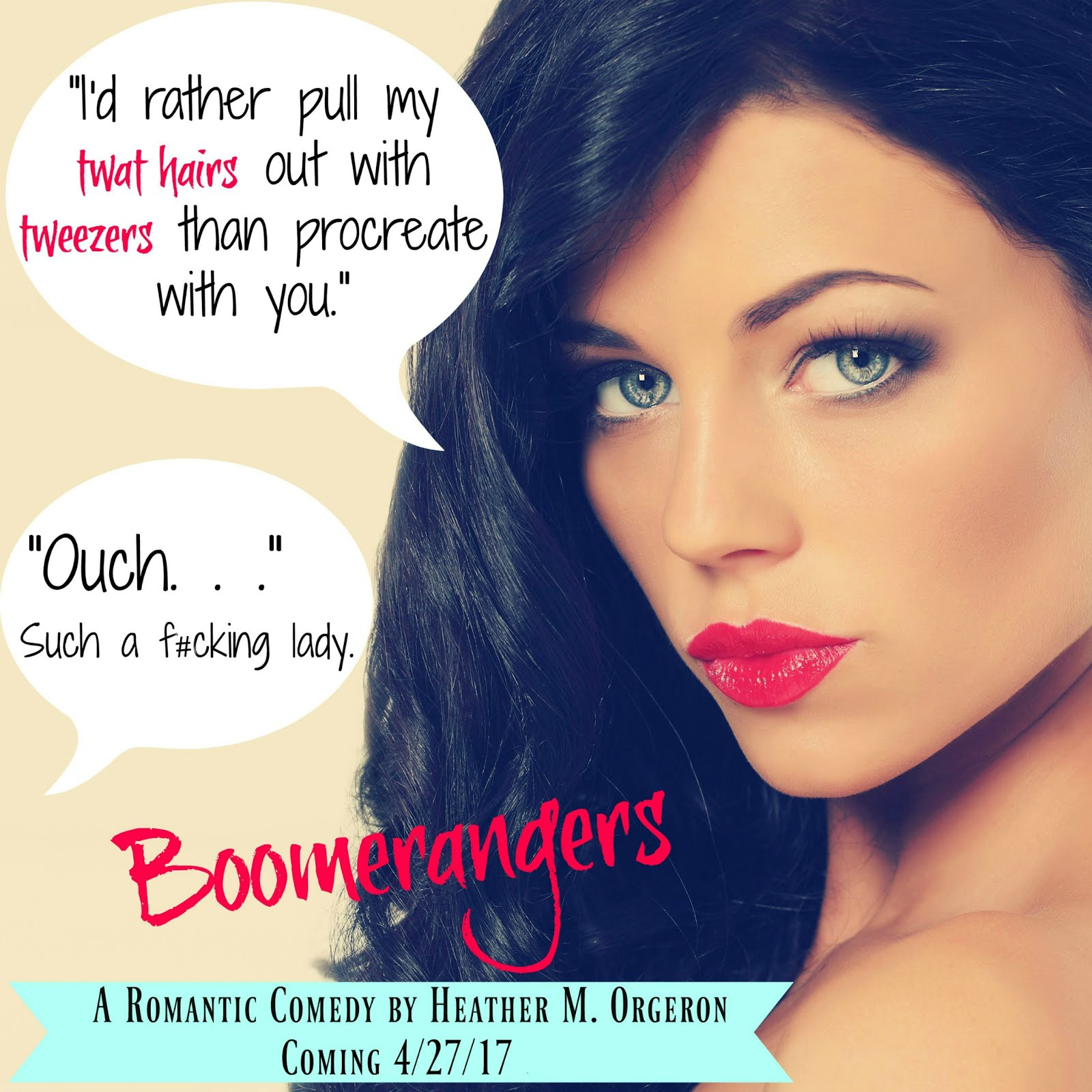 Cover Reveal Boomerangers