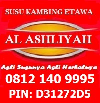 SUSU KAMBING ETAWA PLUS HERBAL AL ASHLIYAH