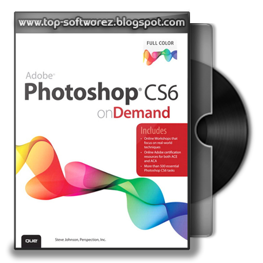Download Adobe Photoshop Cs6 Full Highly Compressed