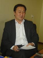 Орхон аймгийн Баян-Өндөр сумын Засаг дарга И.Баасанжав