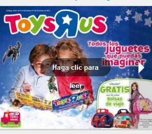 toysrus juguetes navidad 2012