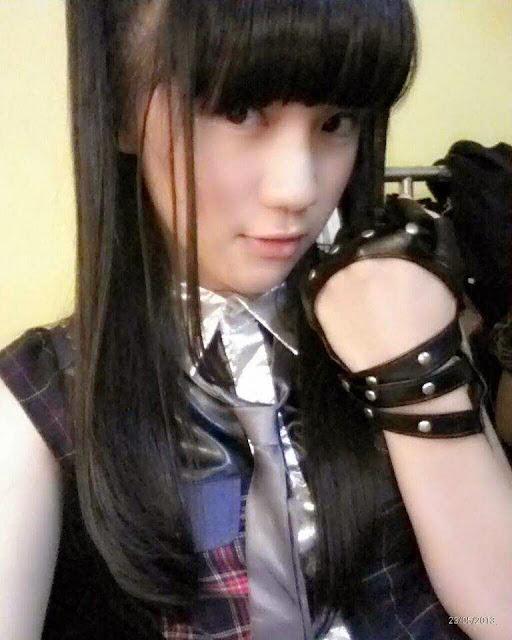 Cindy Gulla - kostum River JKT48