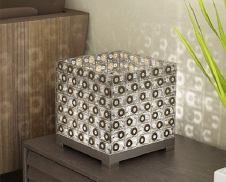 Cds reciclados ideas para decorar y reciclar - Como reciclar ropa interior ...